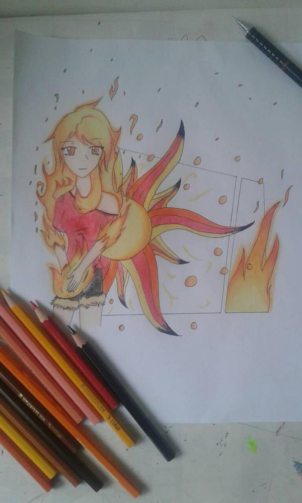 Flames by DubstepYAKUZA