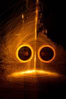 Fire Monster.... RAWRRRR by SonjaPhotography