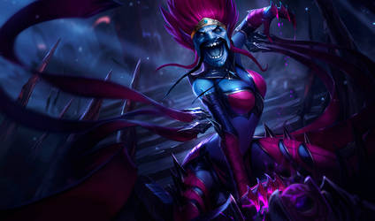 Evelynn by Agantor