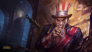 Uncle Draven by Agantor
