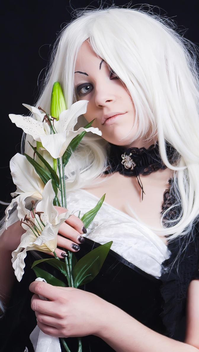 Snow Lilie by KillerZonk