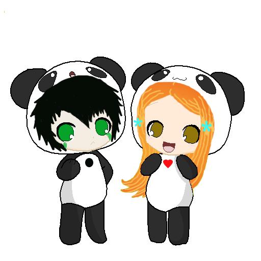 UlquiHime Chibi Pandas...