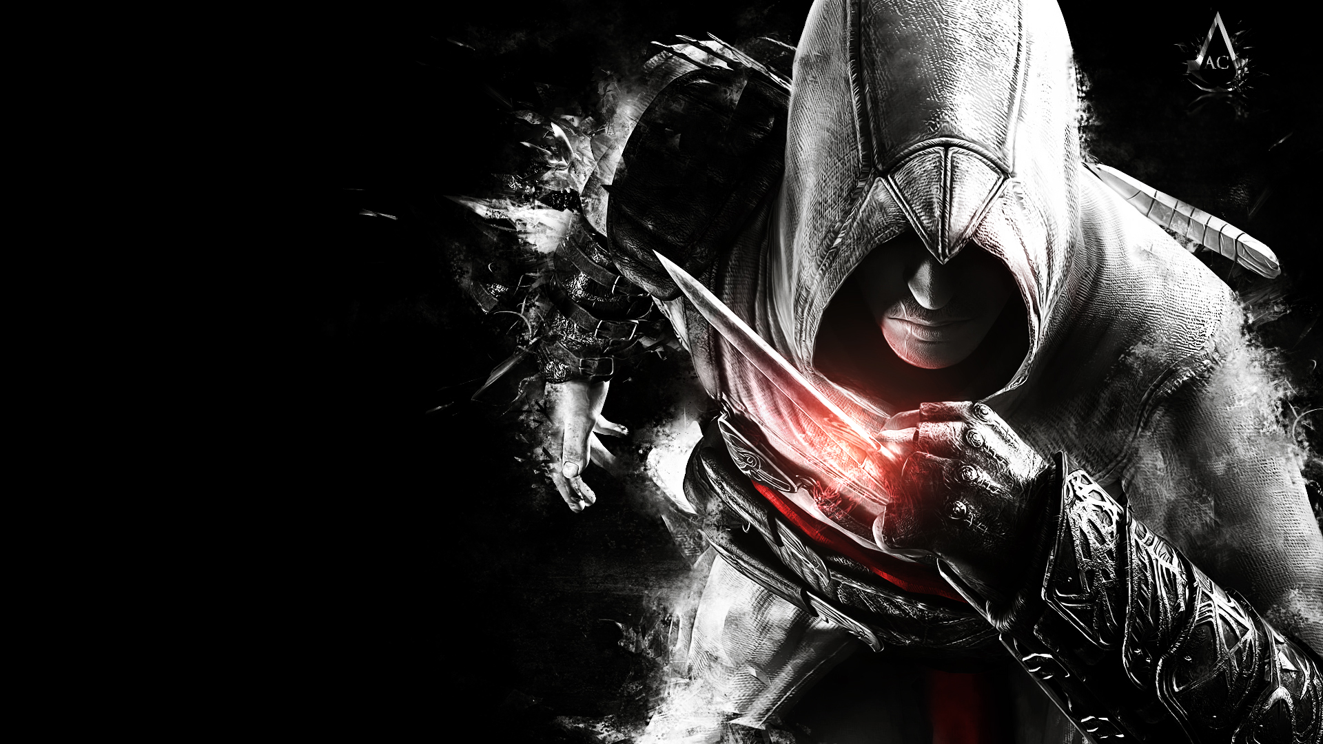 Assassins Creed Wallpaper Full HD WIP by Rykouy on DeviantArt