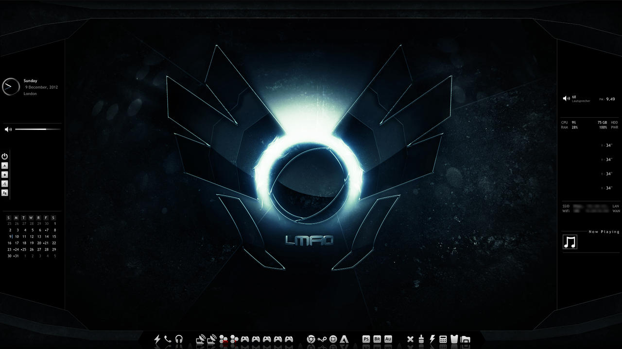 New clan wallpaper preview by Rykouy