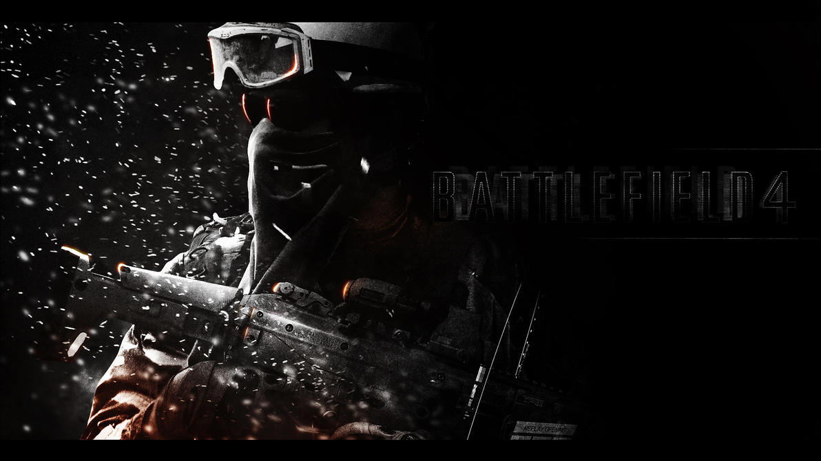 battlefield 4 wallpaperrykouy on deviantart