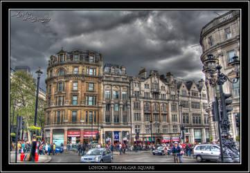 London - Trafalgar Square by jorgelox