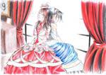 Jumelles - red side -