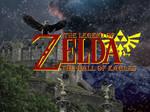 The Legend of Zelda - Hall of Eagles Cover