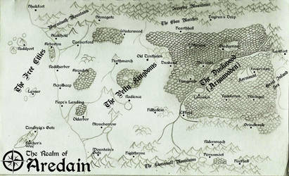 The Realm of Aredain