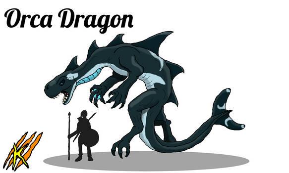 Bestiary: Orca Dragon