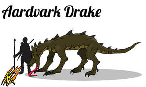 Bestiary: Aardvark Drake