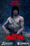 Call of Duty Rambo Movie Poster Remake