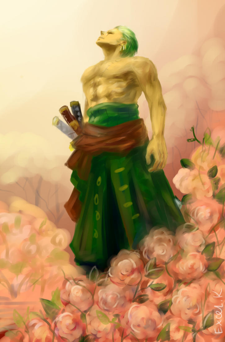 Zoro 2YL by Excel-K