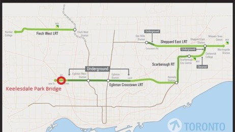 Finch west LRT, Eglinton LRT and Sheppard east LRT by theediteer