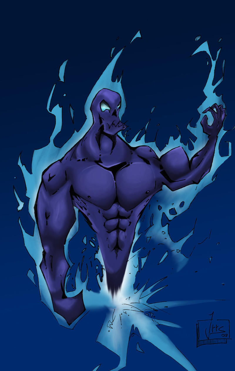 Hades-Coloured By Luis-Felipe by JohnRandolph