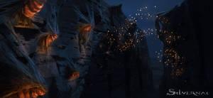 Silvernai: Canyon of forgotten suns - night versio