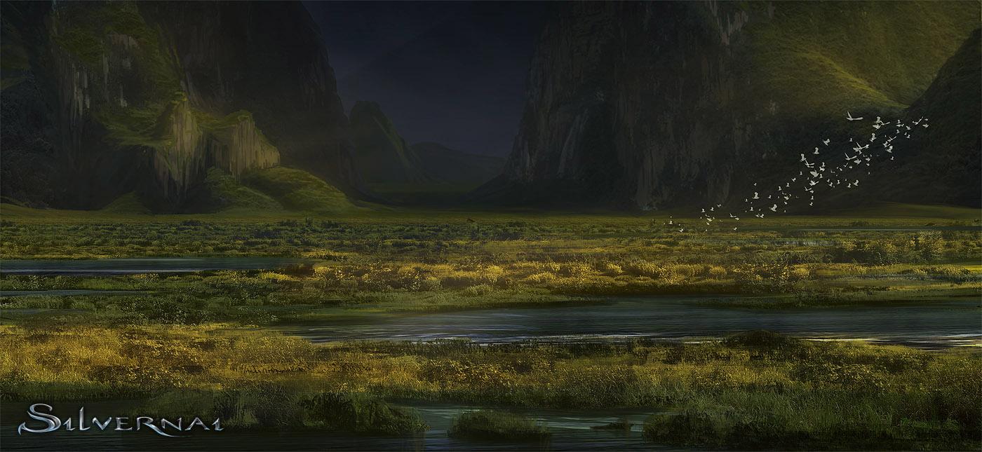 Silvernai: lakes by noiprox