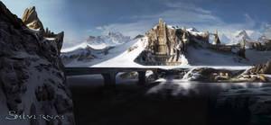 Silvernai: Snow fortress