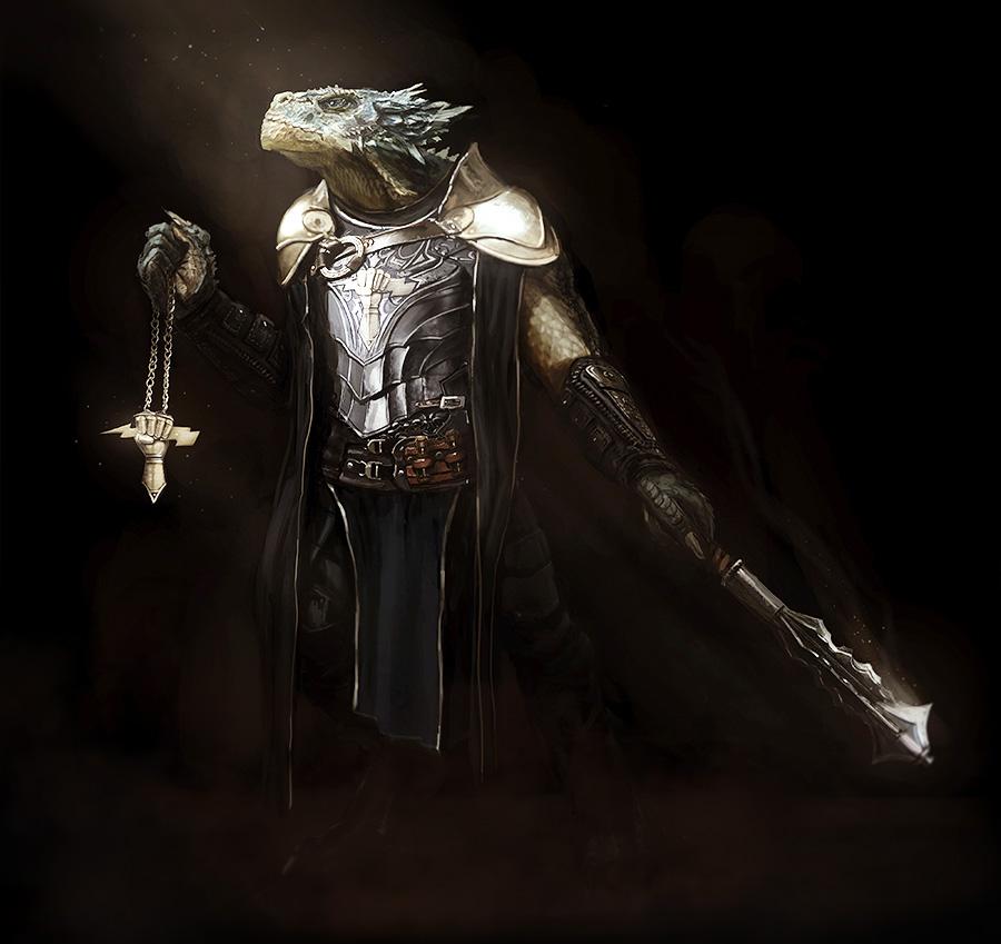 Perkinsaar - DnD character by noiprox