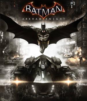 Batman Arkham Knight - key art by noiprox