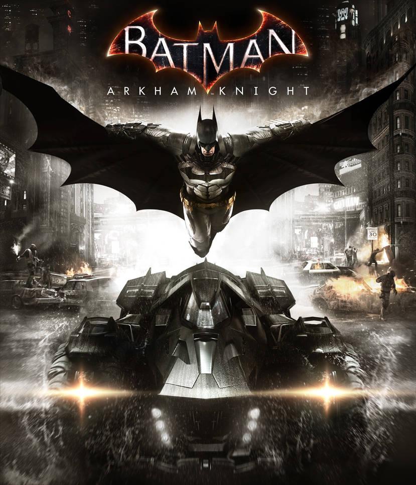 Batman Arkham Knight - key art