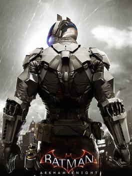 Batman: Arkham Knight - Edge cover - front