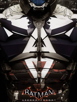 Batman: Arkham Knight - Edge cover - back