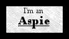 Aspie stamp by Yurilys