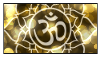 Aum stamp by Yurilys