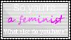 'hey look im a feminist lol' by Yurilys