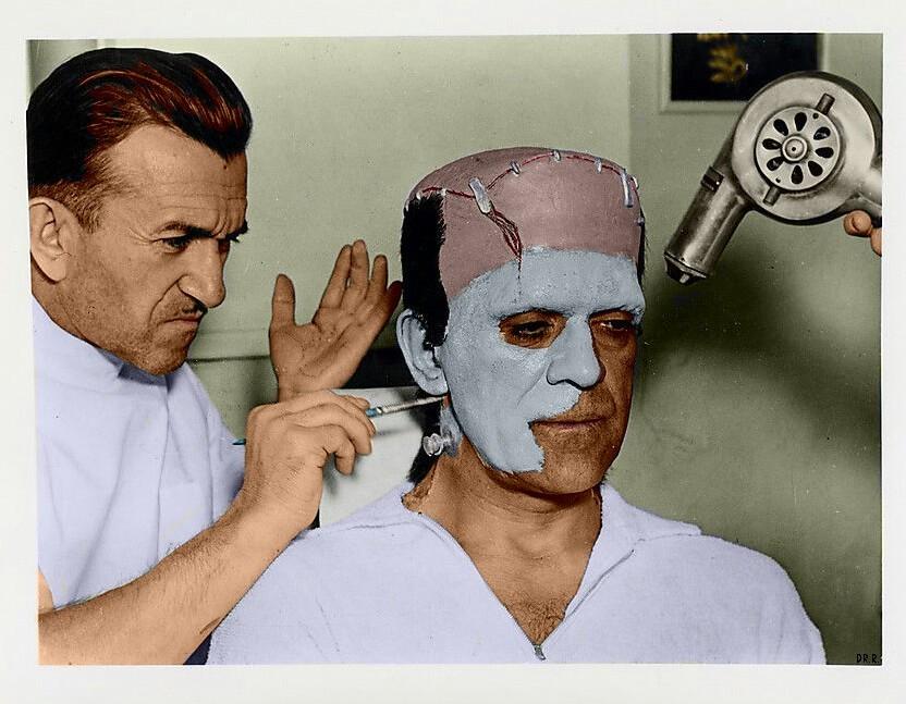 Jack pierce makeup artist