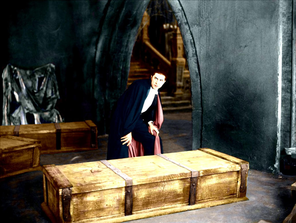 Dracula scene photo 13