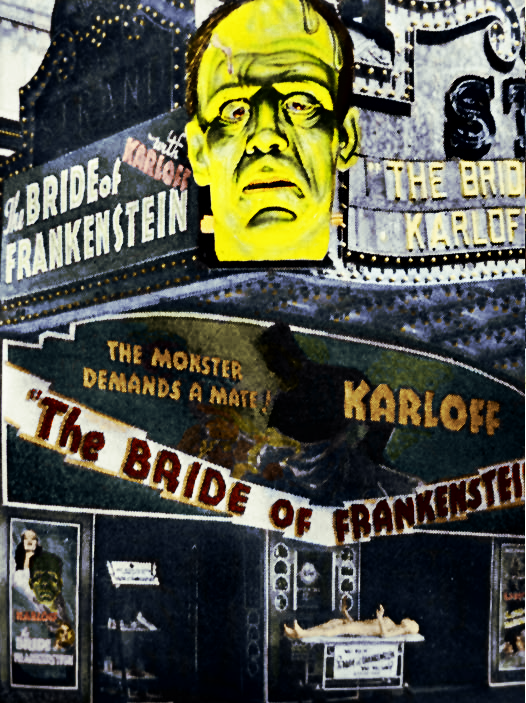 the bride of frankenstein essay