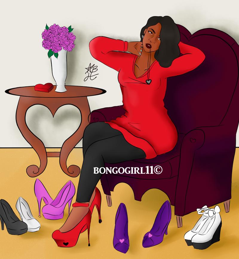 Vday by bongogirl11