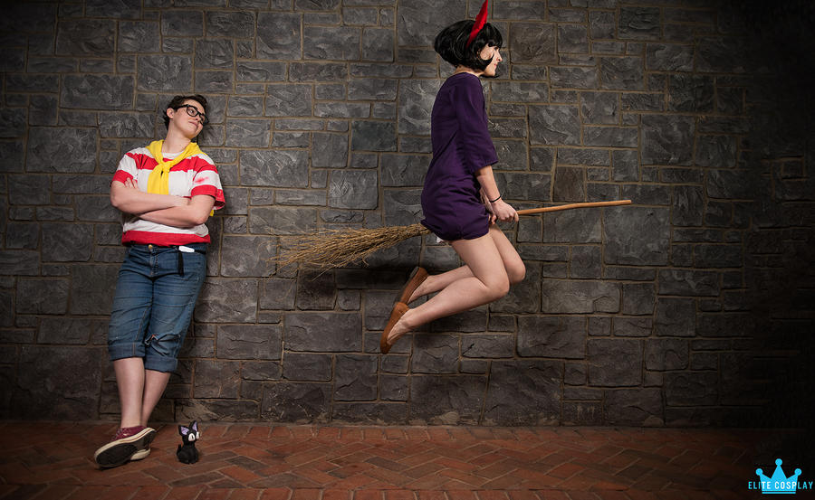 Kiki's Delivery Service by elitecosplay