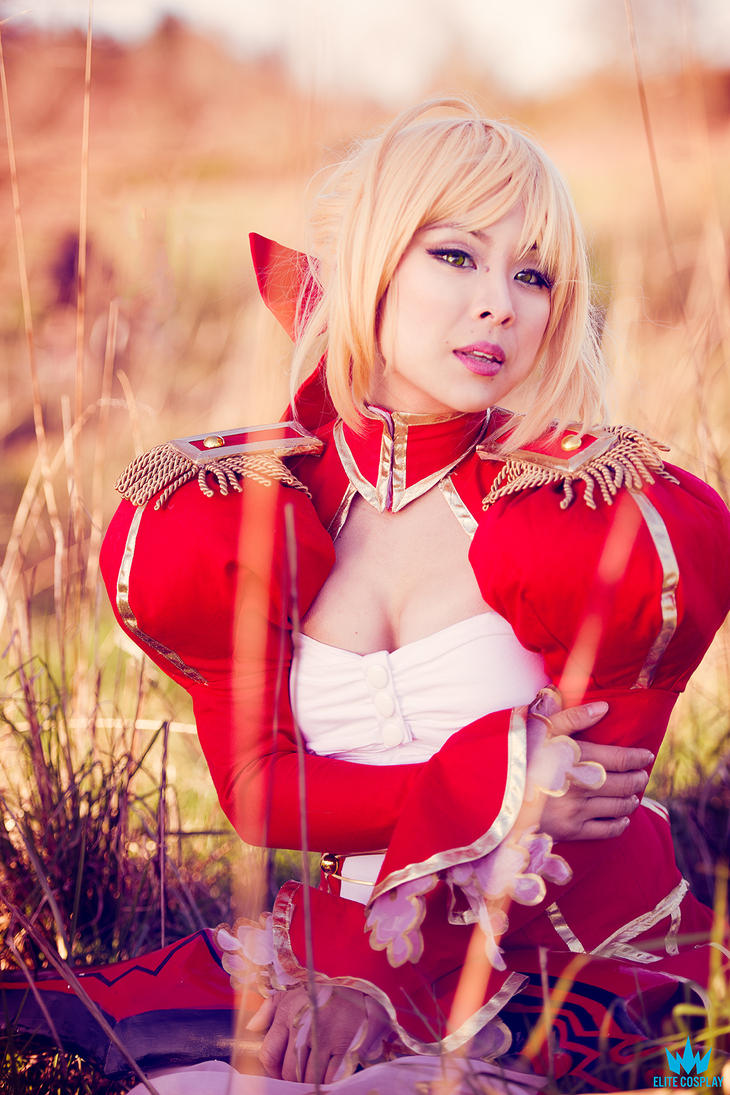 Fate Extra by elitecosplay