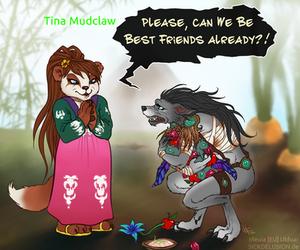 A Pandaren's Best Friend by sickdelusion