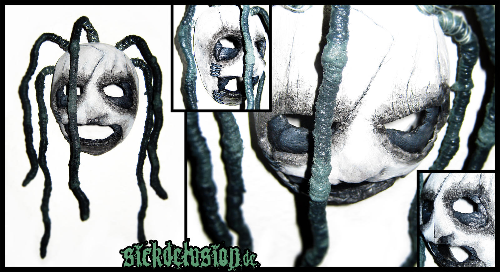 8 corey taylor slipknot mask iowa by sickdelusion
