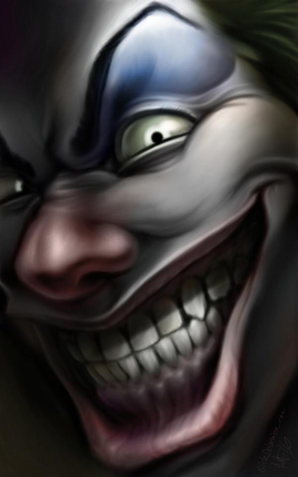tha clown guy by sickdelusion