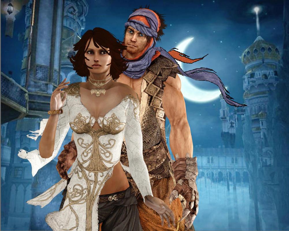 Prince Of Persia Elika Xxx 45