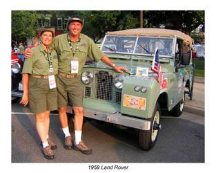 1959 Land Rover by Dark-Jessica