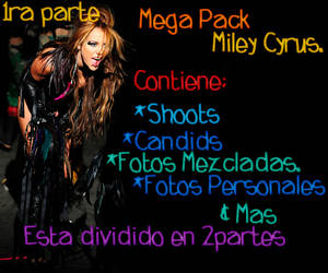 +Mega Pack Miley Cyrus |1ra parte.| by BeAlrightEdition