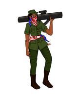 Miss Militia by Loni-Jay