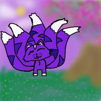 Sheera the Kitsune