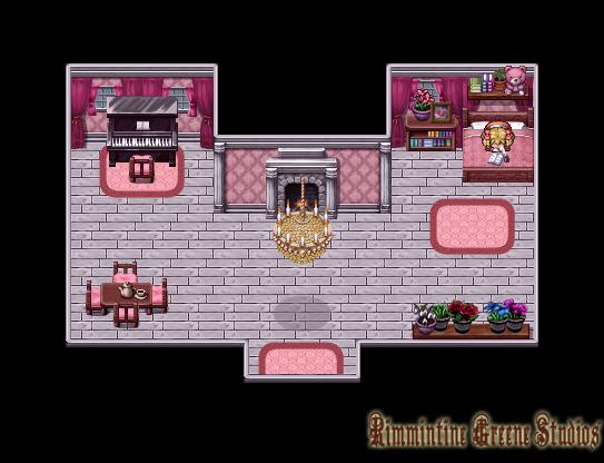 A Princess Bedroom RPG Maker Map 1 by Lamentine on DeviantArt