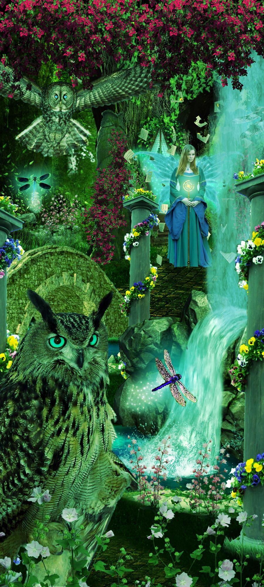 The Wisdom Fairy