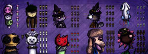 Horror RPG - Patches - WOI Minor Characters