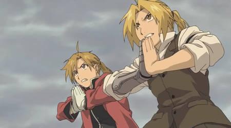 Alphonse And Edward
