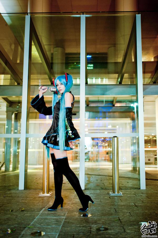 Hatsune Miku : Sing for me