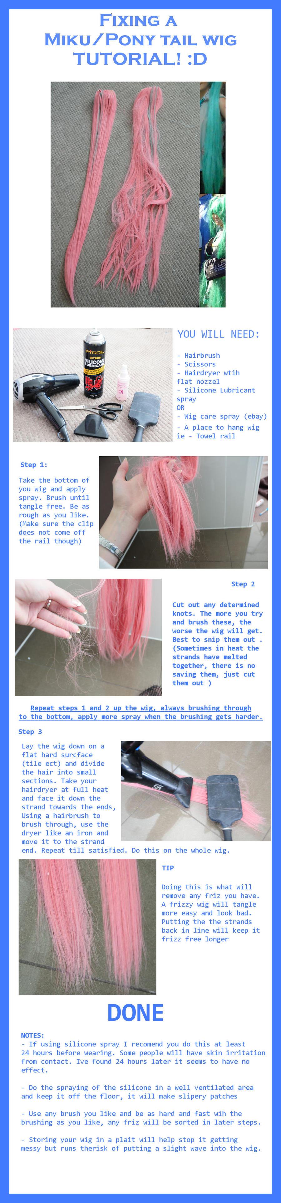 Wigs Tutorial 50